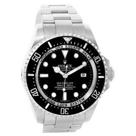 Rolex Seadweller Deepsea 116660 Stainless Steel 44mm Mens Watch