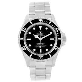 Rolex Submariner No Date 14060 Stainless Steel 40mm Automatic Mens Watch