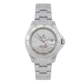 Rolex Yachtmaster 16622 Platinum / Stainless Steel 40mm Mens Watch