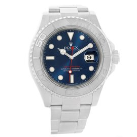 Rolex Yachtmaster 116622 Stainless Steel and Platinum 40mm Automatic Mens Watch