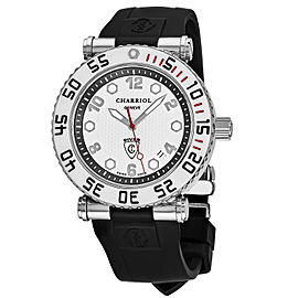 Charriol Date 43mm Mens Watch