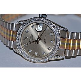 Rolex DateJust President 68279 31 mm Women's Watch