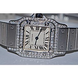 Cartier Santos Santos 26 mm Women's Watch
