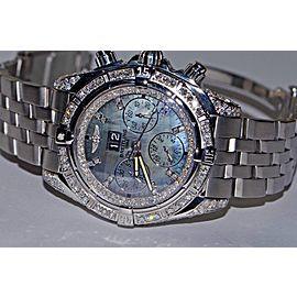 Breitling Choronomat Blackbird AB014112/BB47-378A 44 mm Men's Watch