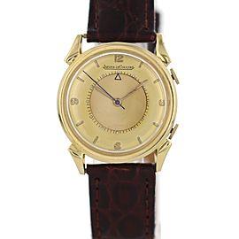 Jaeger-LeCoultre Memovox Vintage 33mm Unisex Watch