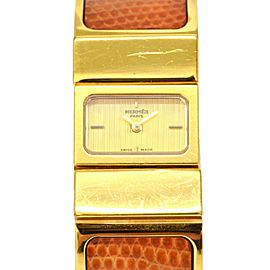 Hermes Roque L01.201 17mm Womens Watch