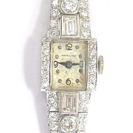 Hamilton Vintage 13.5mm Womens Watch