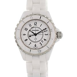 Chanel J12 H0968 33mm Womens Watch