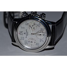 Blancpain Lemen Flyback Chronograph 34 mm Unisex Watch