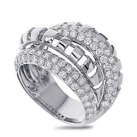 Cocktail Ring With 2.10ct. of Total Diamond Weight