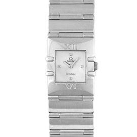 Omega Constellation 1521.31 Stainless Steel Quartz 24mm Women Watch