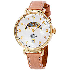 Shinola The Canfield S0120089879 38mm Womens Watch