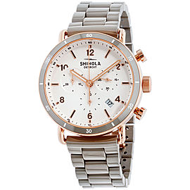 Shinola The Canfield S0120089884 40mm Womens Watch