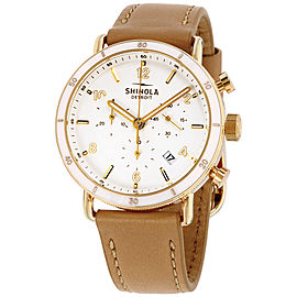 Shinola The Canfield S0120089885 40mm Womens Watch
