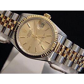 Rolex Datejust 68273 Vintage 31mm Unisex Watch
