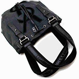 Saint Laurent YSL Kahala Black Tote Bag 854986