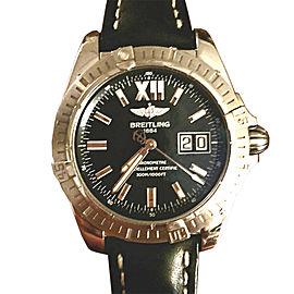 Breitling Pristine Cockpit Chronometre Mens Watch