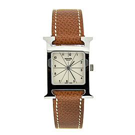 Hermes 'H' Ladies Watch Model #hh1.210