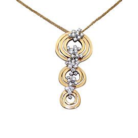 Damiani Sophia Loren 18K Rose Gold Necklace