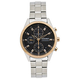Seiko q SNDX46 36mm Womens Watch