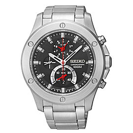 Seiko Chronograph SPC095 6mm Mens Watch