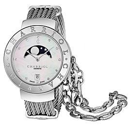 Charriol Date 35mm Womens Watch