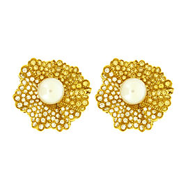 David Rosas Vintage Earrings