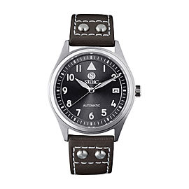 STOIC The Pilots Watch (#1) MP1 38mm Unisex Watch
