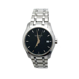 Tissot T-Trend Couturier T035.210.11.051.00 32mm Womens Watch