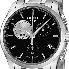 Tissot Couturier 41mm Mens Watch