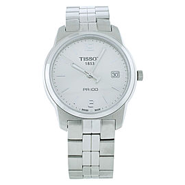 Tissot PR100 T0494101103701 39mm Mens Watch