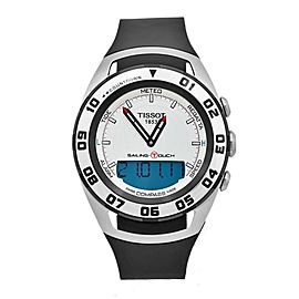 Tissot Sailing Touch T0564202703100 45mm Mens Watch