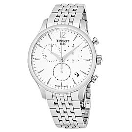 Tissot Tradition T063.610.11.037.00 42mm Mens Watch