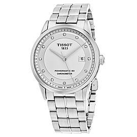Tissot Luxury 41mm Mens Watch