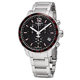 Tissot Quickster T095.417.11.057.00 42mm Mens Watch