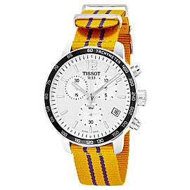 Tissot Quickster T095.417.17.037.01 42mm Mens Watch