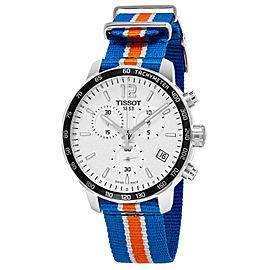 Tissot Quickster T095.417.17.037.06 42mm Mens Watch