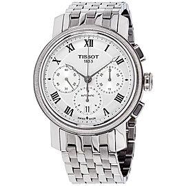 Tissot Bridgeport T0974271103300 42mm Mens Watch