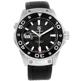 Tag Heuer Aquaracer WAJ2110.FT6015 Stainless Steel Automatic 43mm Mens Watch