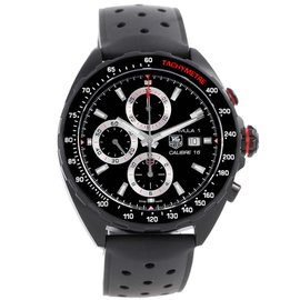 Tag Heuer Formula One CAZ2011.FT8024 Carbon Coated Titanium 44mm Automatic Mens Watch