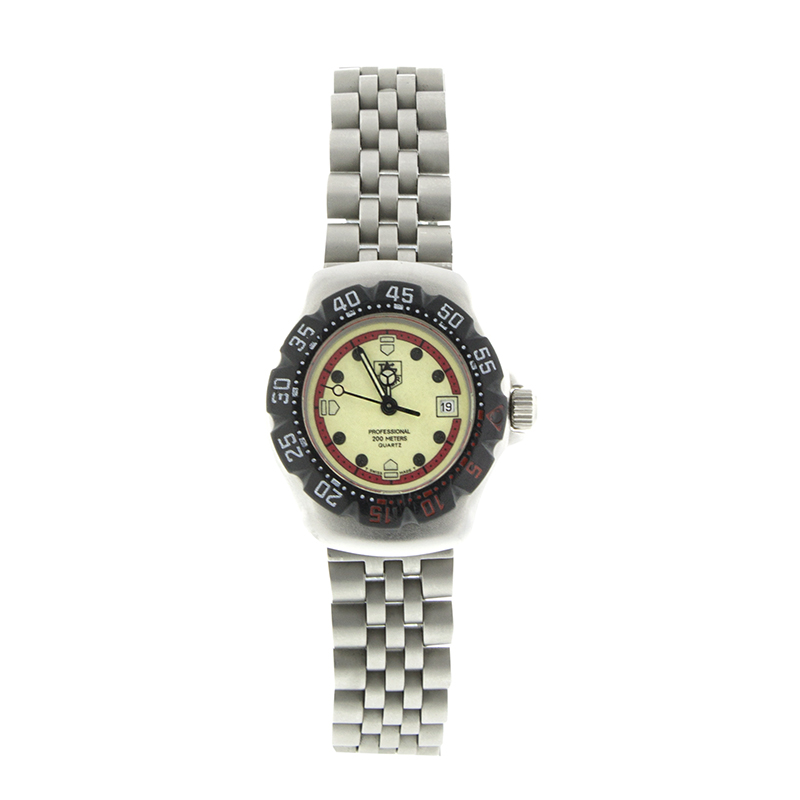 9436e78a2e1 Tag Heuer Professional Formula Stainless Steel Ladies Watch