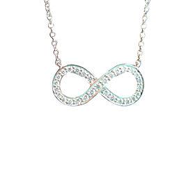 Tiffany Infinity Pendant
