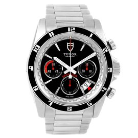 Tudor Grantour 20530N-95730 Stainless Steel Automatic 42mm Mens Watch