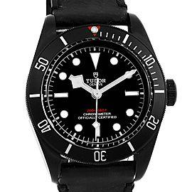 Tudor Heritage 79230DK Black Bay Dark PVD Coated 41mm Mens Watch