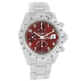 Tudor Prince Tiger Woods Chrono 79280 Stainless Steel 40mm Automatic Mens Watch