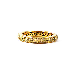 Yellow Diamond Tyre Band