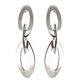 Roberto Coin 18K White Gold Ruby Earrings