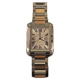 Cartier Tank Anglaise 3511 29.8mm Unisex Watch