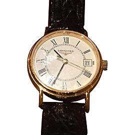 Longines L4.220.2.11.2 La Grande Classique Presence PVD Quartz 24.5mm Womens Watch