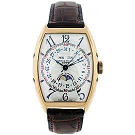 Franck Muller Master Calendar 6850 32mm Mens Watch